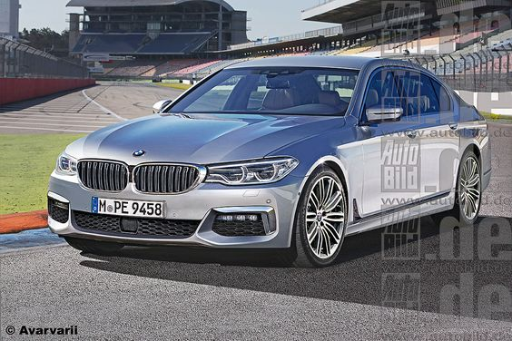 BMW 5er G30 (2017)