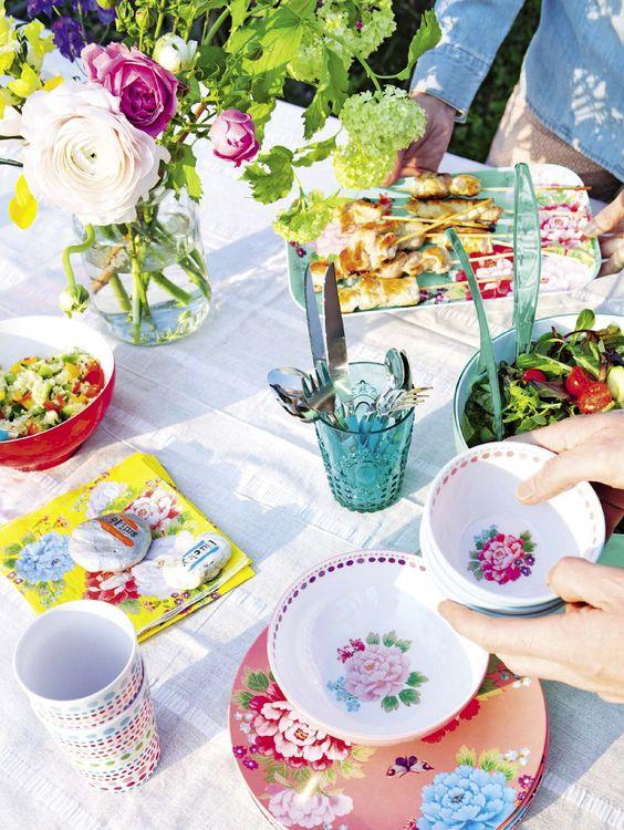 Verander je in no time de tuin in een zomerse openluchtrestaurant!