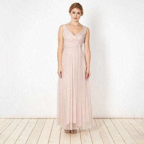 Debut Rose maxi dress- at Debenhams.com