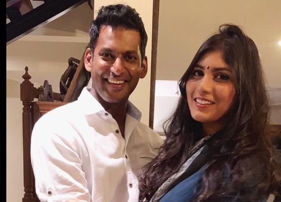Vishal to marry Anisha Alla Reddy in March