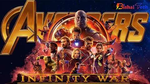 Avengers Infinity War 2018 In Hd Bluray Dual Audio Avengers