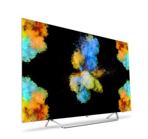 Tv Philips 55pos9002 Oled 4k Ambilight 3 Cotes Android Tv Televiseur Lcd 44 A 55 Achat Prix Televiseur Android Tv