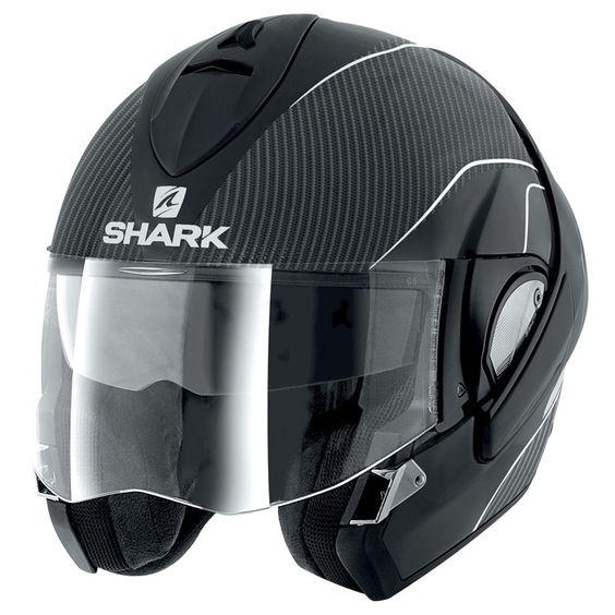 Helmet Shark EVOLINE PRO CARBON MAT