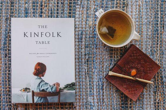 Tapas na Língua: Life Lately & The Kinfolk Book