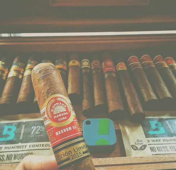 Another day, another humidor.