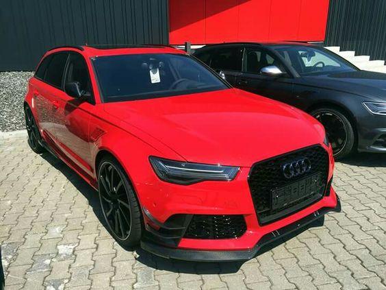 Audi rs6 ABT 2015