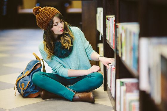 Looks to inspire: You are not an open book... (by Paulina R.) on Lookbook.nu