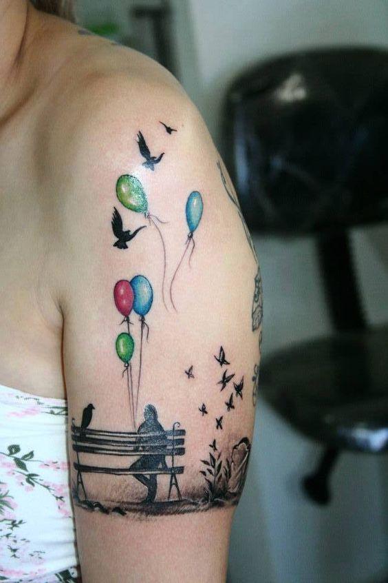 Seleção de Tatuagens Femininas |  Catraca Livre: