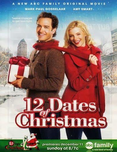 """Película: """"Ver 12 citas de Navidad (2013)"""""""