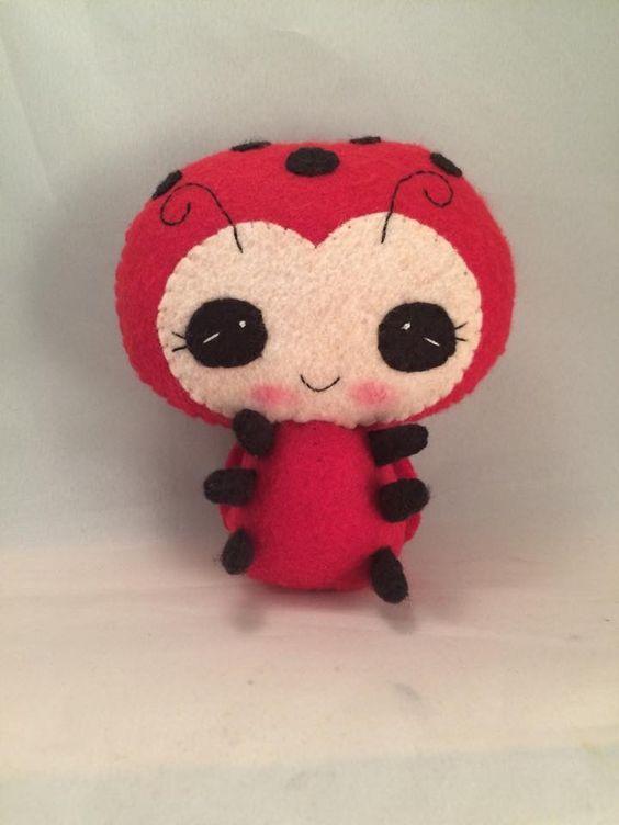 This sweet little ladybug says hello to you.:)