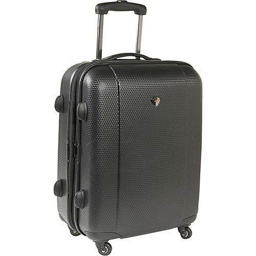 """It Luggage Augusta 20"""" Exp. Carry-on - Black"""