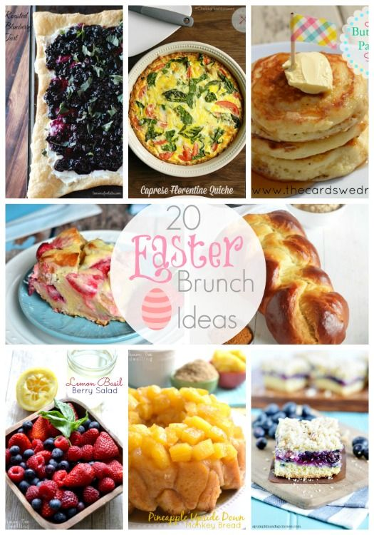 Pinterest the world s catalog of ideas for Easy easter menu ideas