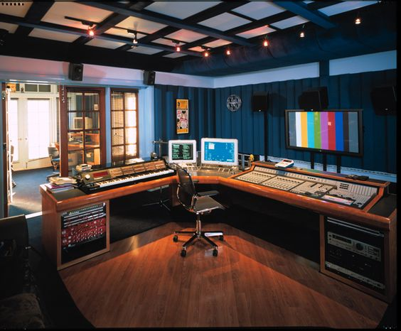 Recording Studio Furniture Gallery Custom Mixing Desks By Sound Construction And Supply Inc