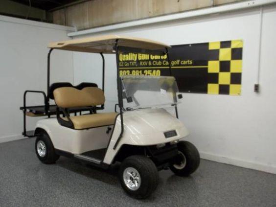 EZ Go golf cart -- NEW BATTERIES -- Great Value