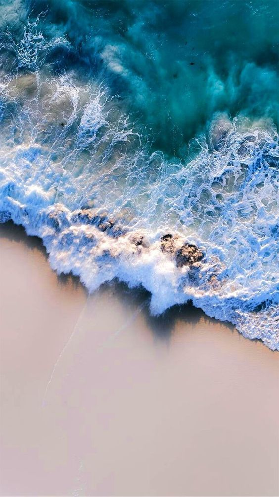 Pin By Ryan On Broken Waves Ocean Wallpaper Beach Wallpaper Nature Wallpaper