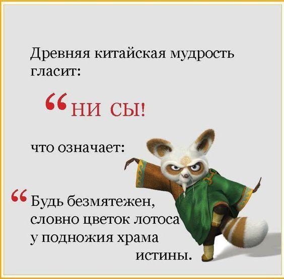 НИ СЫ  #цитаты