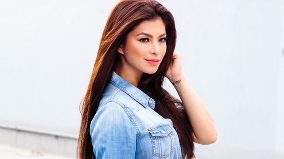 """Angel Locsin Responds To Instagram Haters, Says We Should All """"Show Respect"""""""