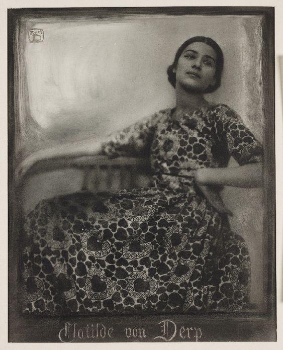 Clotilde von Derp (via The National Media Museum) #photography