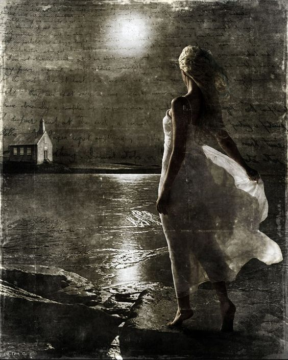 """the sea always filled her with longing, though for what she was never sure"" - cornelia funke~ Beth Conklin  stock photo of girl courtesy of faestock: http://faestock.deviantart.com/"
