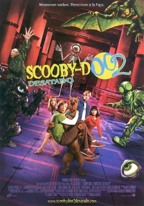 Watch Scooby Doo 2 Monsters Unleashed Full Movie Online Full Movies Online Free Scooby Doo Full Movies