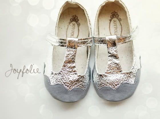 joyfolie makes THE most adorable shoes for little girls