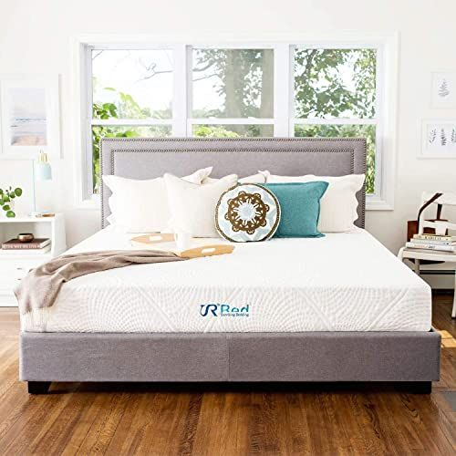 Enjoy Exclusive For Sunrising Bedding 12 Gel Memory Foam Full Mattress Cool Bed Box Firm Body Support Pressure Relief Certipur Us Certified No Har In 2020