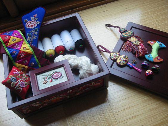 Những món quà của cô dâu trong ngày cưới ở Hàn Quốc