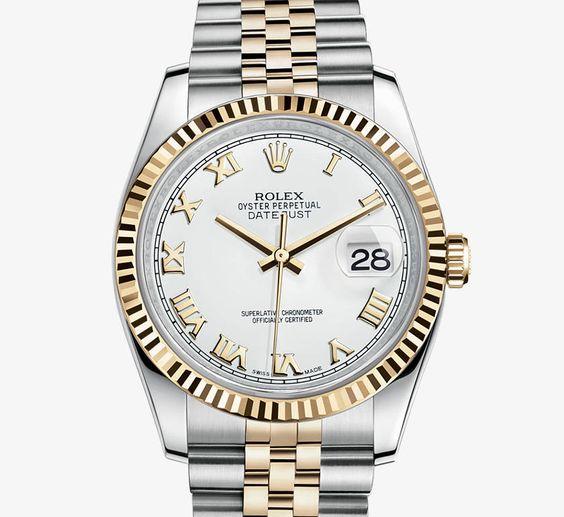 Master Classic - Rolex Datejust Watch - Rolex Timeless Luxury Watches