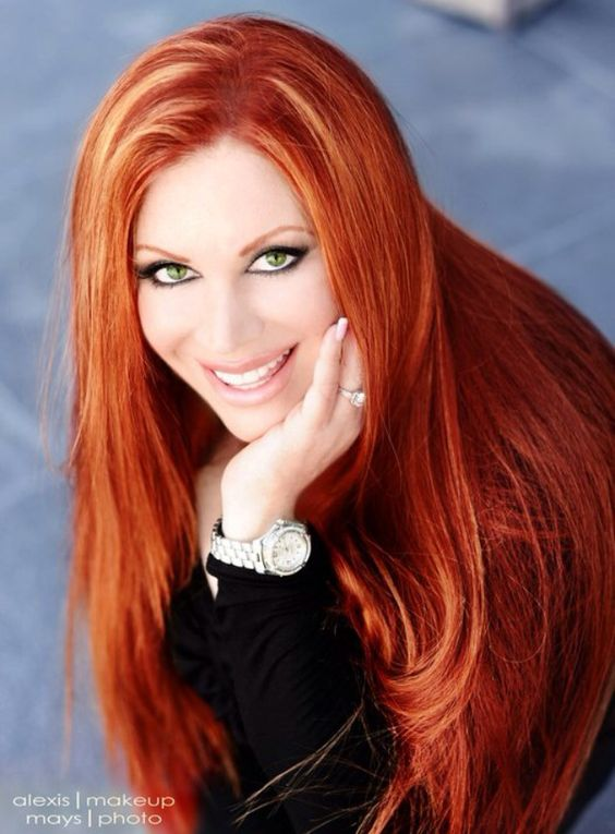Alexis Vogel...beautiful redhead! | Redheads | Pinterest ...