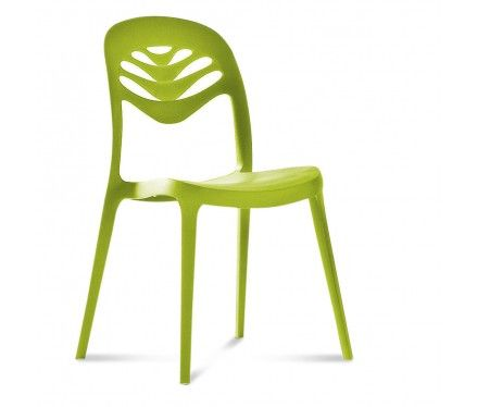 Ibis Green / Mad for Colors #chair
