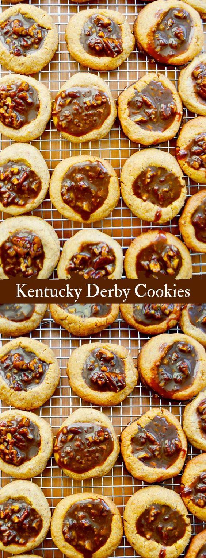 Kentucky derby cookies recipe