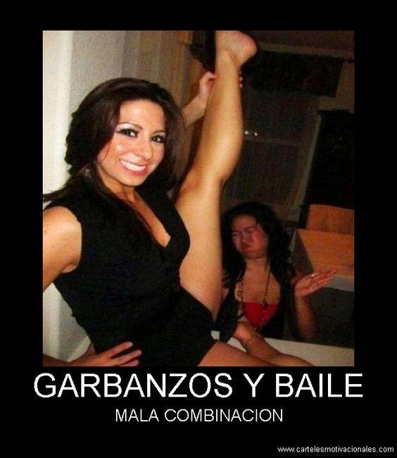Garbanzos+Baile