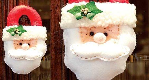 Ornamento de la puerta por título Navidad =