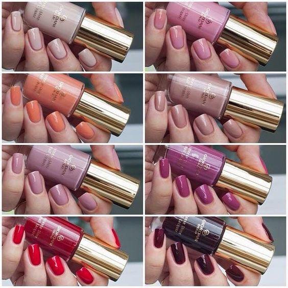 Oriflame giordani gold nail polish.jpg (640×640)
