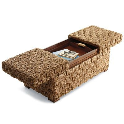 Wood Tray Hidden Storage And Trays On Pinterest