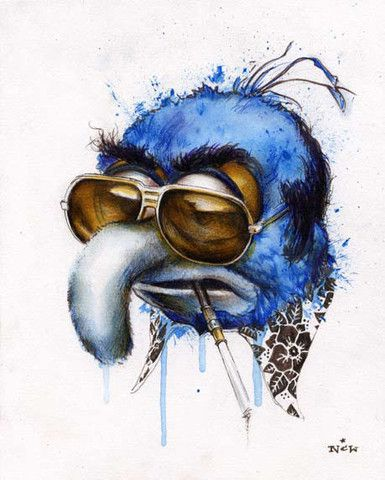 Hunter S. Gonzo - EPIC!