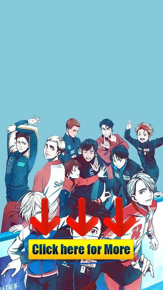 Image Result For Yuri On Ice Wallpaper Wallpaper Iphonewallpaper Anime Anime Animewallpaper Ice Image Iphonewallpaper Result W Yuri On Ice Yuri Anime