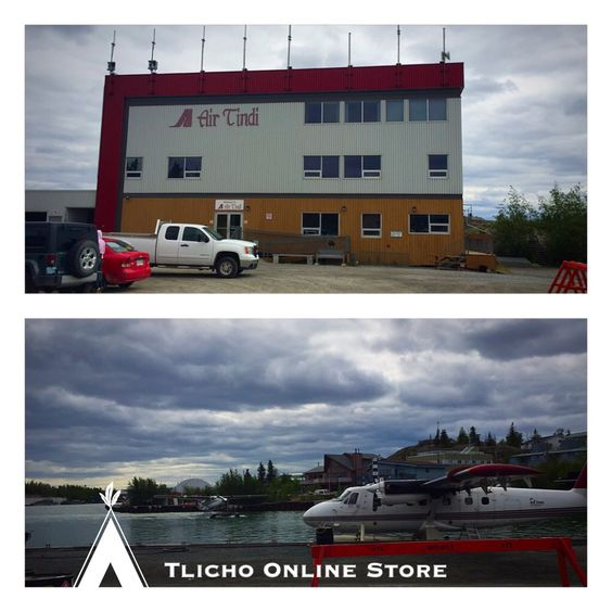 Visited the #AirTindi Float base in #Yellowknife today for #nwt #tourism