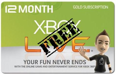 how to create an xbox live account for free