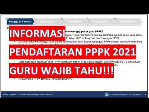 35++ Pendaftaran pppk kemendikbud 2021 info cpns terbaru