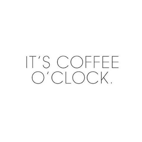 Es la hora!!