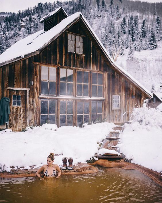 Dunton Hot Springs, Dolores, Colorado