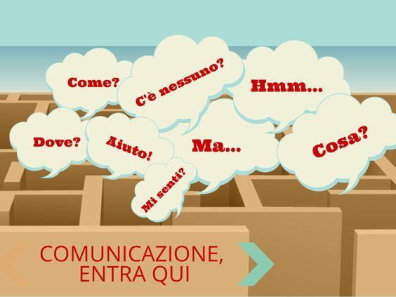 Comunicazione efficace con un piccolo budget: fai crollare le barriere! by Katia Anna Calabrò