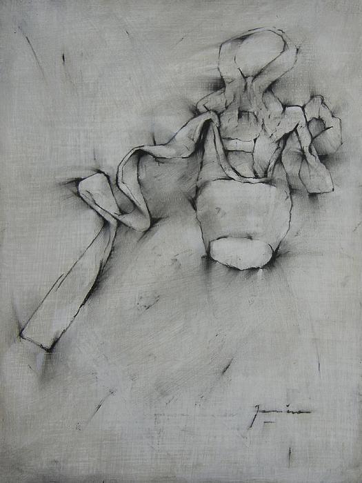 Cinderella Slipper by Janina Pazdan