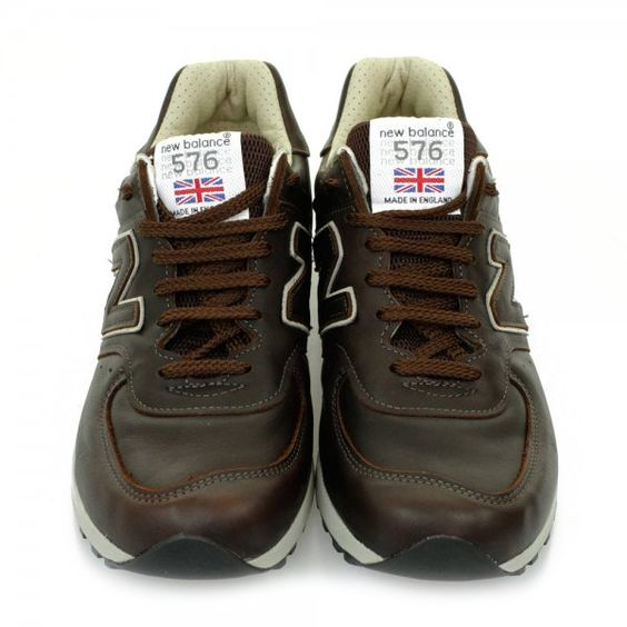 New Balance Store Online | M576 CBB Brown Leather Shoes