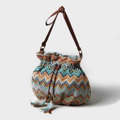 Festival Drawstring Bag