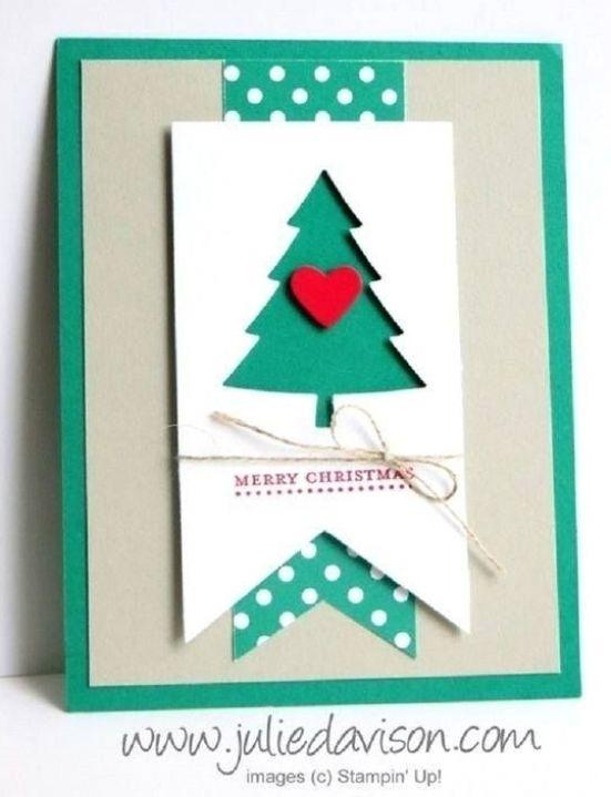 50 Diy Christmas Card Ideas You Ll Want To Send This Season Gift Ideas Corner Diy Christmas Cards Homemade Christmas Cards Christmas Cards Handmade