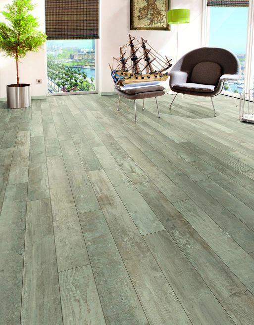 Driftwood Oak Laminate Flooring, Green Laminate Flooring