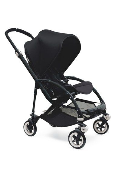 Bugaboo 'Bee3' All Black Frame Stroller Base available at #Nordstrom