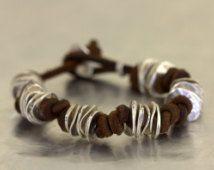 FREE SHIPPING leather bracelet, womens boho leather bracelet,  leather jewellery ,  womens leather bracelet, womens leather bracelet